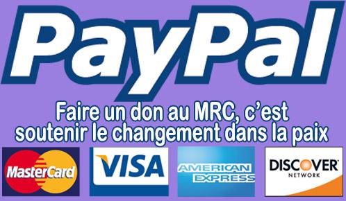 Soutenir financièrement le MRC